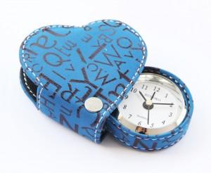 часики настольные кпить Харьков Runoko Travel Clock Blue