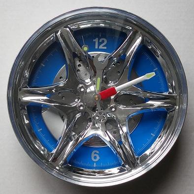 disk blue front