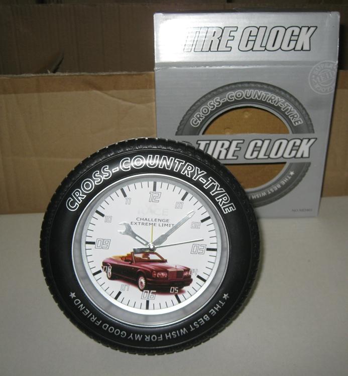 Часы колесо настенные и настольные